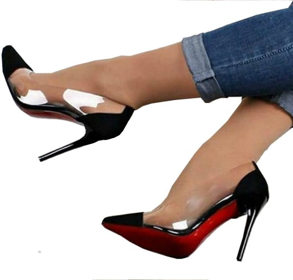 Sapato Scarpin Cristal Cinthya