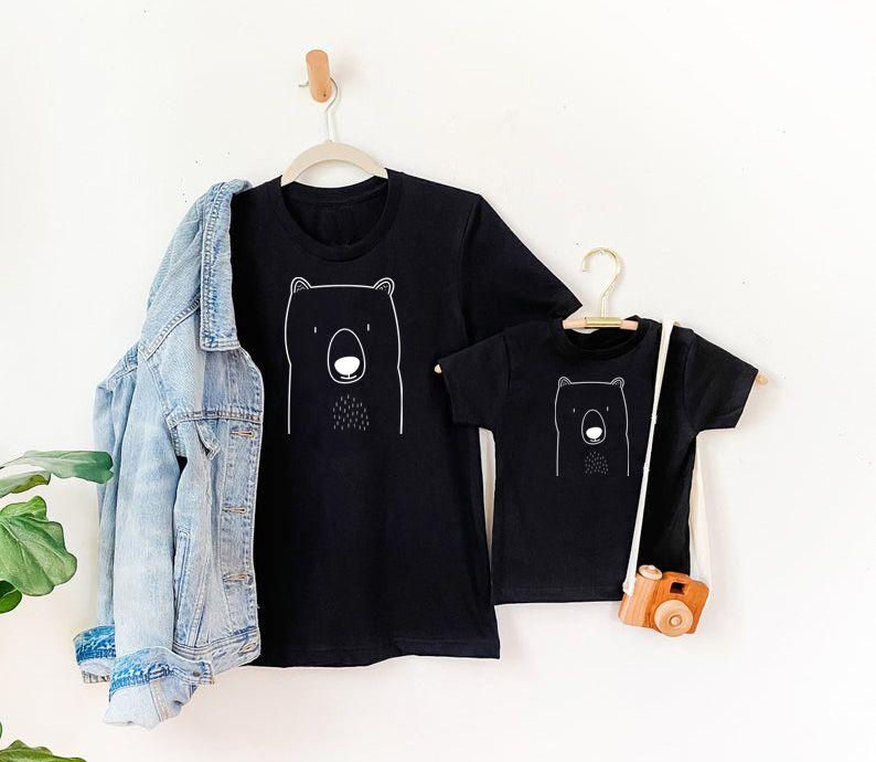 Kit família camiseta