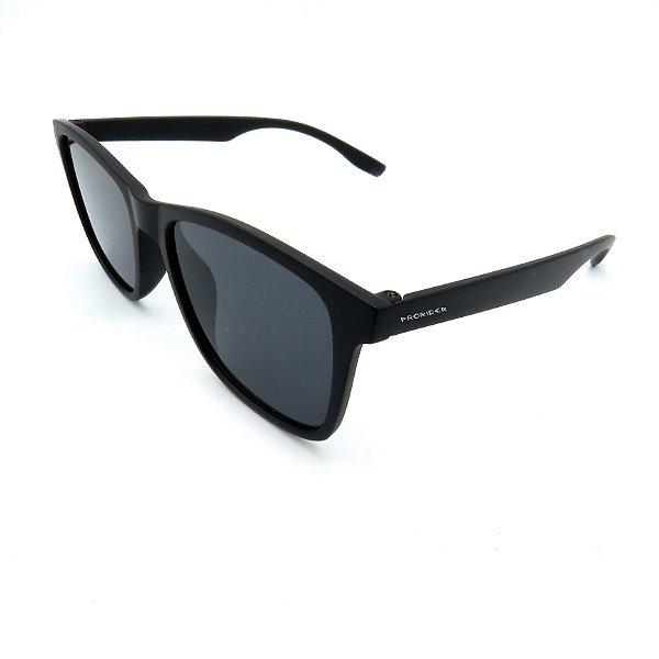 Óculos De Sol Prorider Preto com Lente Fumê - 15018-3