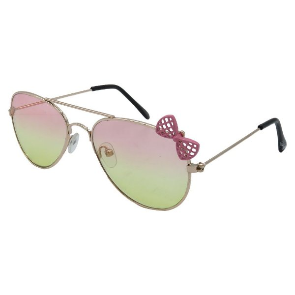 Óculos Infantil Zjim em Metal Monel® Aviador