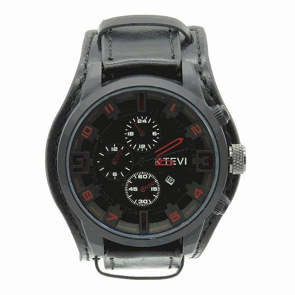 Relógio Prorider Dark face Grafite e preto - RLDPG16