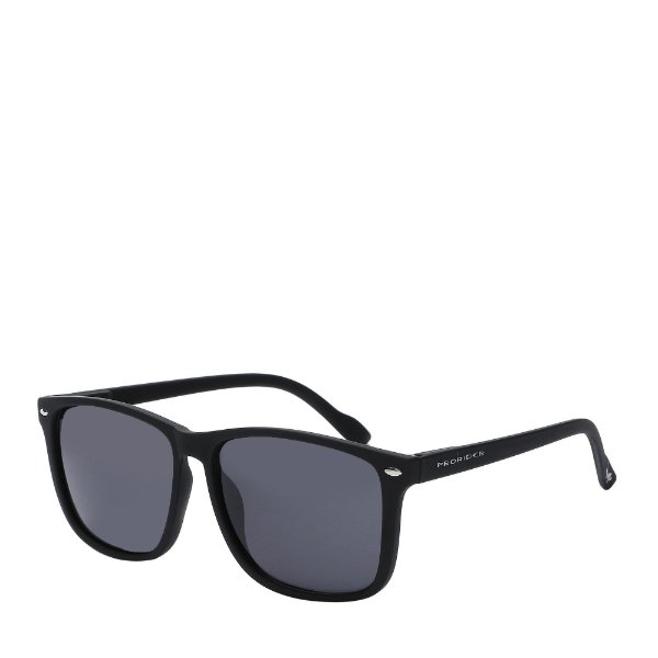 Óculos de Sol Prorider Quadrado Preto Fosco - 25019