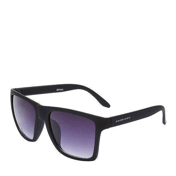 Óculos de Sol Prorider Preto Fosco - BEFANA
