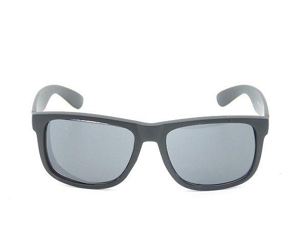 Óculos de Sol Prorider Preto com Lente Fumê - AEGIR