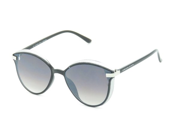 Óculos de Sol Prorider Preto e Prata - 3944