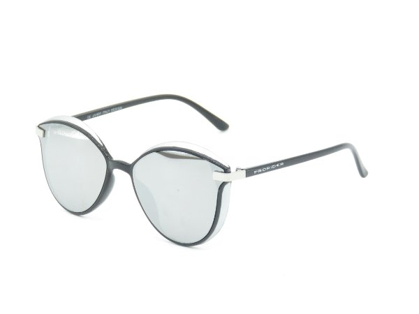 Óculos de Sol Prorider Preto e Prata - 3956