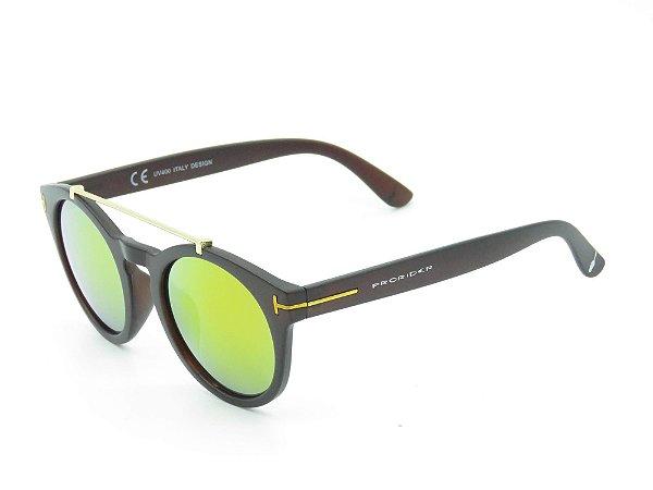 Óculos de Sol Prorider Marrom Fosco - 3909