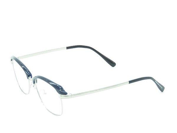 Óculos Receituário Prorider Azul e Prata - 27401