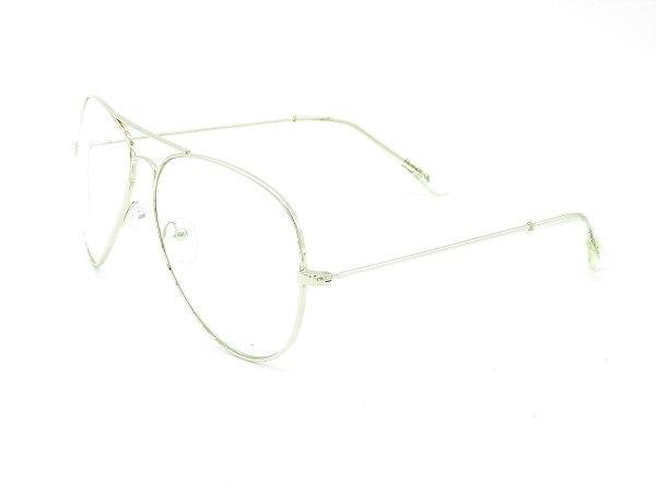 Óculos de grau Prorider prata 5199