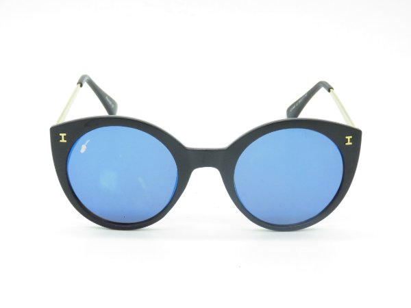 Óculos Solar Prorider preto com dourado 5224