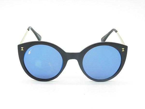 Óculos de Sol Prorider Preto e Dourado - 5224