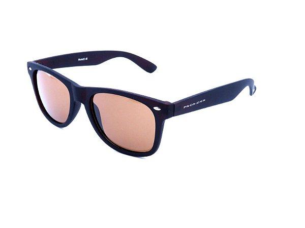 Óculos solar Prorider marrom fosco W-1