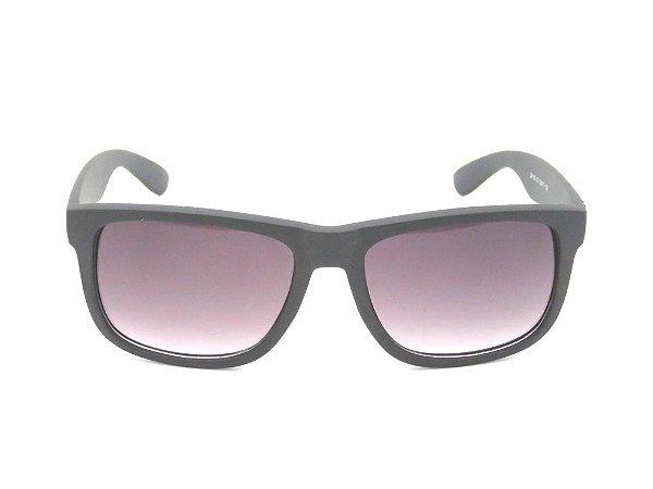 Óculos de Sol Paul Ryan Preto com Lente Degrade - Z4165-1