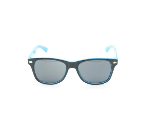 Óculos Solar Prorider Infantil preto com azul claro C3POH
