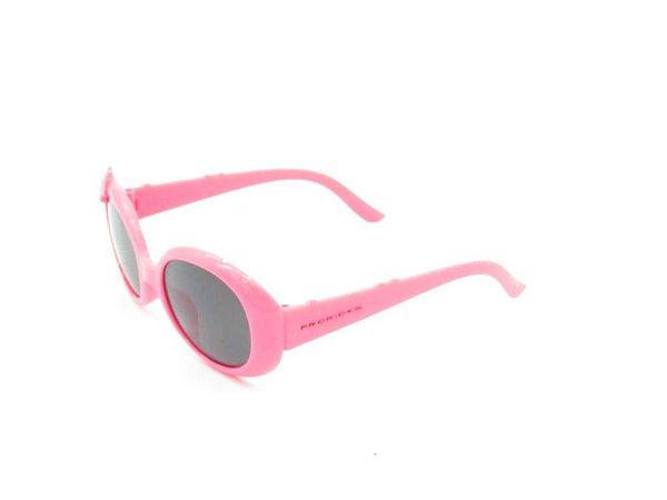 Óculos de Sol Prorider Infantil Rosa Claro - 6107-2