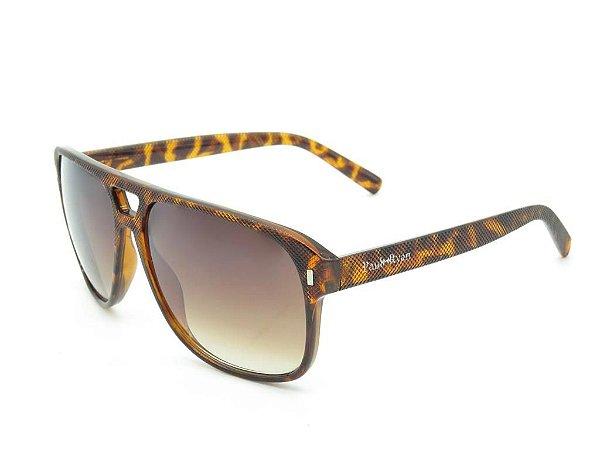 Óculos de Sol Paul Ryan Animal Print - B88-1132
