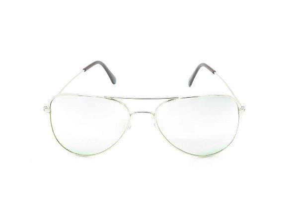 Óculos de Sol Paul Ryan Prata - DMG3