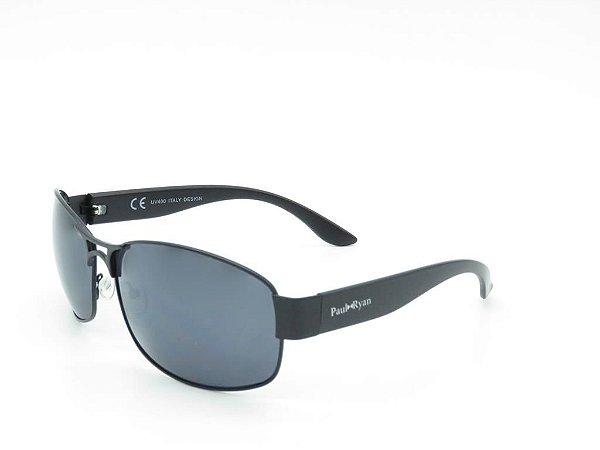 Óculos de Sol Paul Ryan Preto - H01464C2