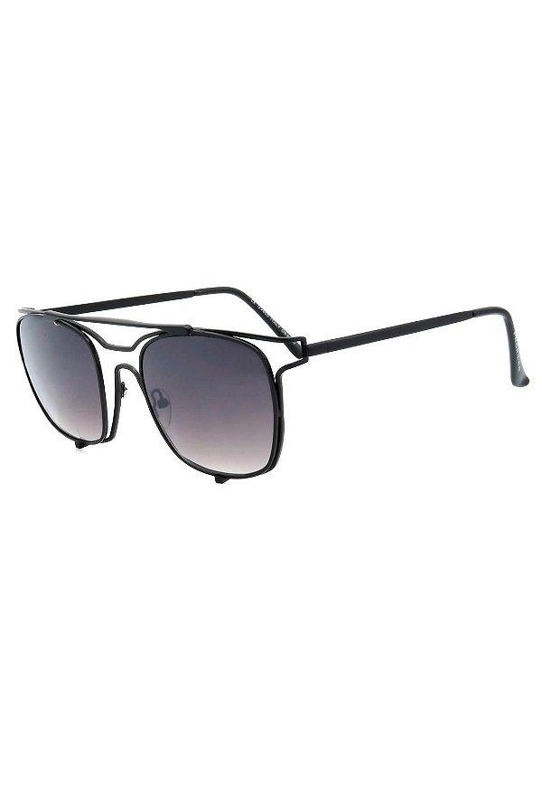 Óculos de Sol Prorider Preto Fosco com Lente Degrade - H01561C5