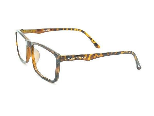 Óculos para Grau Prorider Preto e Amarelo Tartaruga - A&M-0016