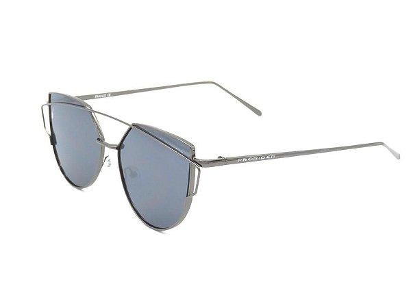 Óculos de Sol Prorider Preto com Haste de Metal H01375C8