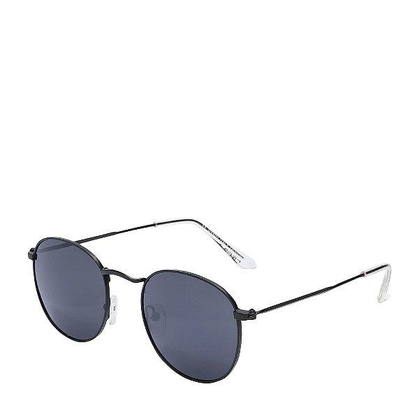 Óculos de Sol Prorider Preto Fosco com Lente Fumê - H01381C6
