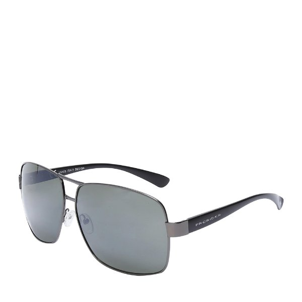 Óculos Solar Prorider Preto Fosco e grafite H01457C3