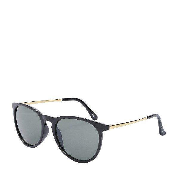 Óculos de Sol Prorider Preto e Dourado - MEG