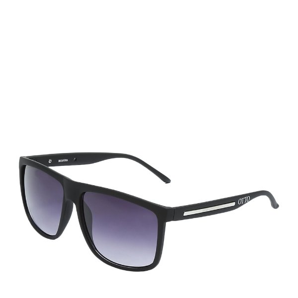 Óculos de Sol OTTO - Preto Fosco Dourado