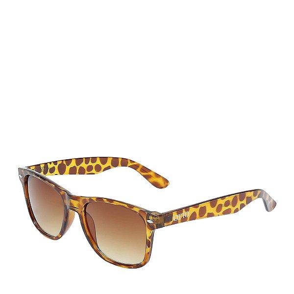 Óculos de Sol OTTO - Tartaruga Wayfarer - BXDY-005