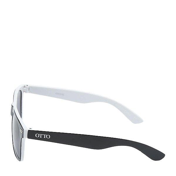 Óculos Solar Otto Preto&branco Fosco COYOTE