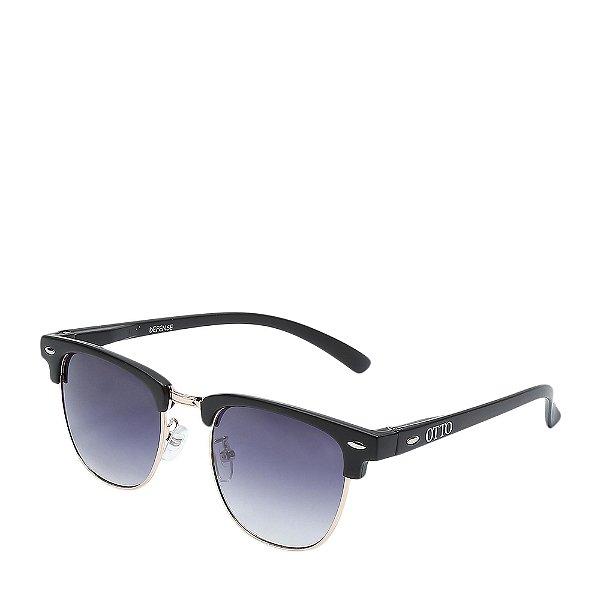 Óculos de Sol Prorider Preto e Dourado - DEFENSE