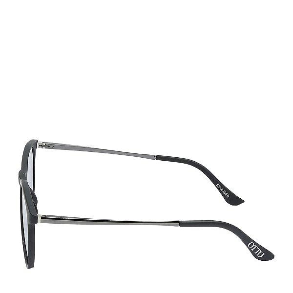 Óculos de Sol OTTO - Preto&Grafite - STUNGER