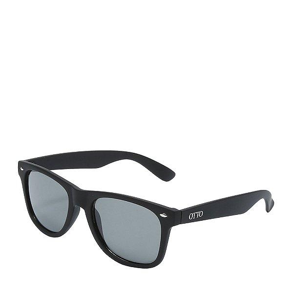 Óculos de Sol OTTO - Preto Fosco - W1-Q