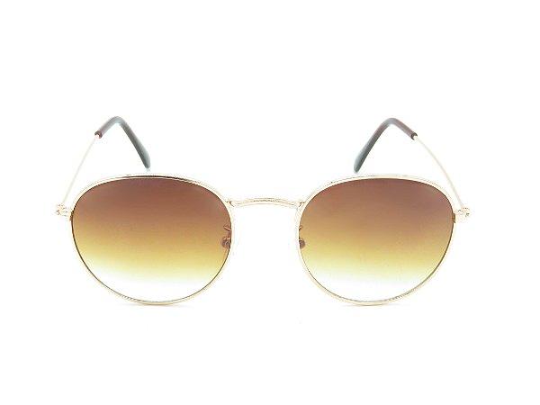Óculos de Sol Paul Ryan Dourado - 7386