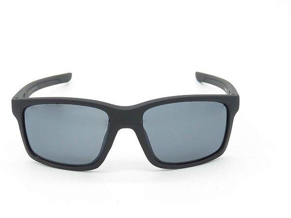 Óculos de Sol Prorider Preto Fosco com Azul - LL3075C4