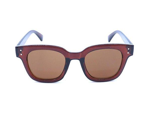 Óculos de Sol Prorider Marrom - CJH72027C7