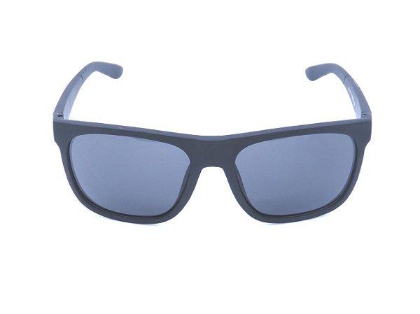 Óculos de Sol Prorider Preto Fosco com Detalhes em Relevo na Haste - XZ-57-1