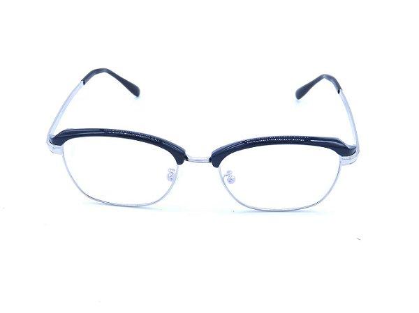 Óculos para Grau Prorider Preto com Prata - 2740-C8