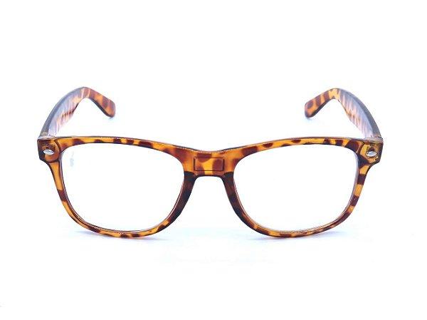 7e2f67539 Óculos de Grau Prorider Animal Print Fosco - BXDY-005-1 - Muze Shop ...