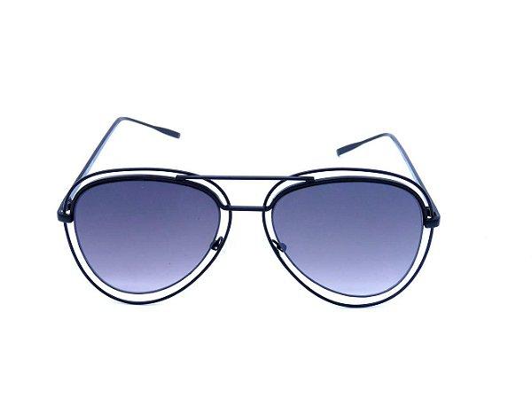 Óculos solar Prorider Preto Fosco - H0621-C7