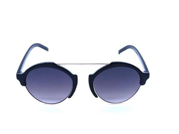 Óculos Solar Prorider Preto com Dourado - H01454C5