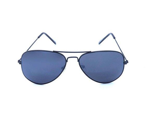 Óculos de Sol Prorider Aviador Preto Fosco - H08019C1