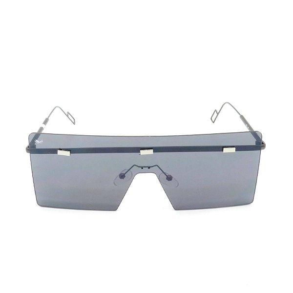Óculos de Sol Prorider Grafite com Prata - 19-5