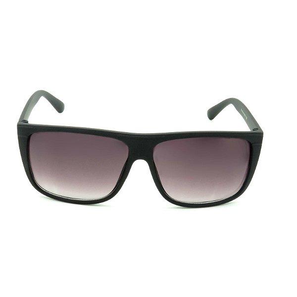 Óculos de Sol Prorider Preto Fosco com Lente Degradê - XZ-55