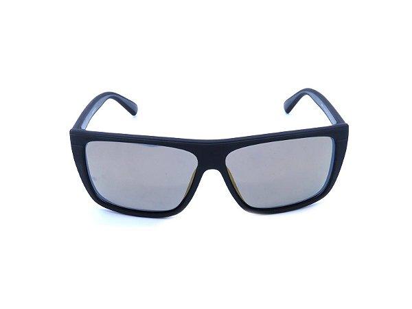 Óculos Solar Prorider Preto e Cinza Fosco - MP017
