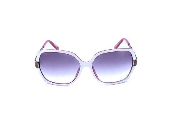 Óculos de Sol Prorider Branco e Vermelho - S3726-C30
