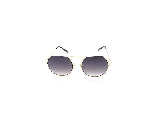 Óculos de Sol Prorider Dourado com Lente Degradê - B88-373