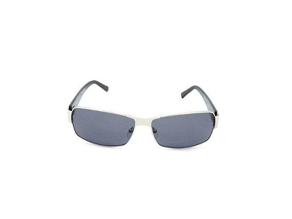 Óculos de Sol Prorider Prata Fosco com Preto - MT6133C3