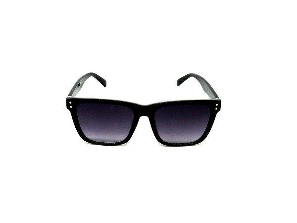 Óculos de Sol Prorider Preto com Lente Degrade - FY8131C1